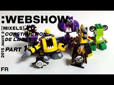 Vidéo LEGO Mixels 41550 : Slusho