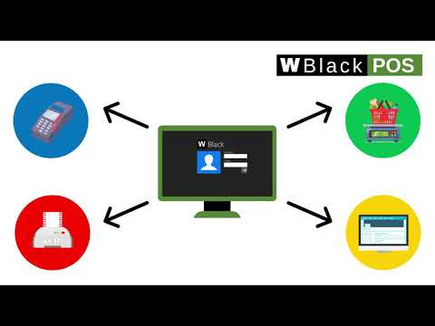 Wblack SCM integrado con WPOS