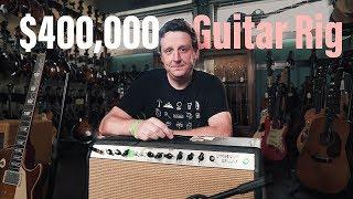 """ $400,000 Guitar RIG   Dumbles, Cornish Pedals, Ed King's Guitar"" JHS VLOG"