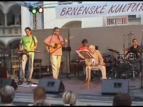 Pavel Bobek & Malinaband - Pojď stoupat jak dým (live)