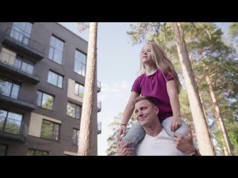 Видео для ЖК Эко-квартал Flora&Fauna