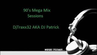 90s Disco Mega Mix Sessions Nonstop Hd (9 21 MB) 320 Kbps