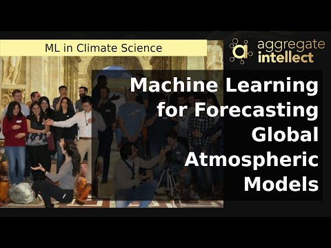 Machine Learning for Forecasting Global Atmospheric Models