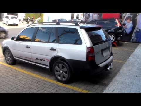 Volkswagen Parati Surf 1.6 8v (Totalflex)  2009