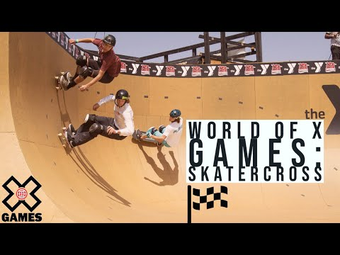 Skatercross 2016: FULL BROADCAST | World of X Games
