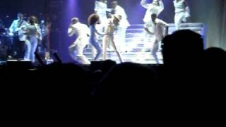 Christina Aguilera - Intro, Ain't no Other Man, Back in the Day - Back to Basics Tour