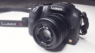 Review: Panasonic 25mm f 1.7 Lumix G MFT Festbrennweiten Objektiv H-H025 | testphil