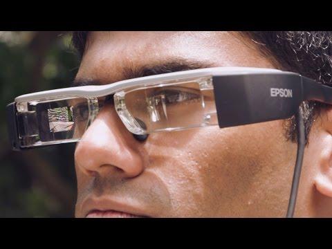 Epson's Moverio BT-300 Smart Glasses Are Coming To Australia
