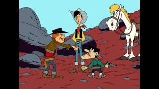 Gambar cover LUCKY LUKE l EPISODE 1 l Les Dalton contre Billy The Kid