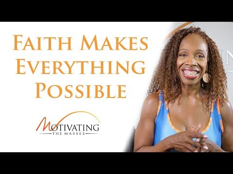 Lisa Nichols – How Faith Makes Everything Possible