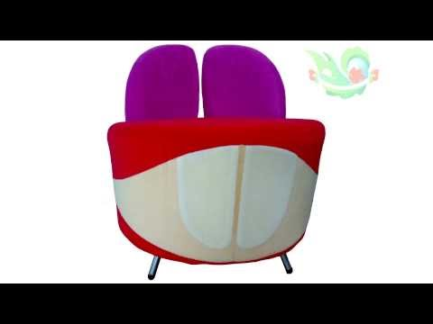 Poltrona dentinho