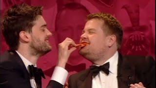 Best of Jack Whitehall & James Corden | Big Fat Quiz | Dead Parrot