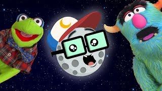 The Moon for Kids || Moon Phases for Kids || Astronomy for Kids