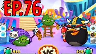 Angry Birds Fight! - REAPER PIGGY (S PIG) - Level 1 to 15 - EP76