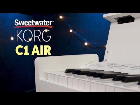 Korg C1 Air Digital Piano Review