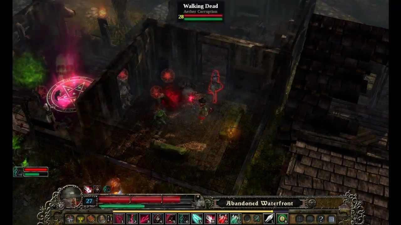 Who Needs Diablo III When Crate's Grim Dawn Looks So Good?