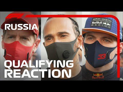 予選後のドライバーコメント。F1 ロシアGP 予選終了後のドライバーコメントを集めたインタビュー動画