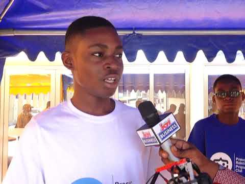 15-year-old JHS pupil invents makeshift ferry