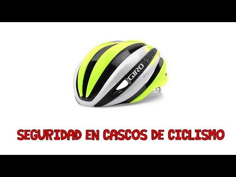 ¿Cómo saber si un casco de ciclismo es seguro? | Carretera, Mountain Bike y Triatlón