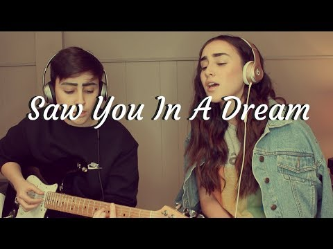 Saw You In A Dream - The Japanese House Cover (by Dane & Stephanie)