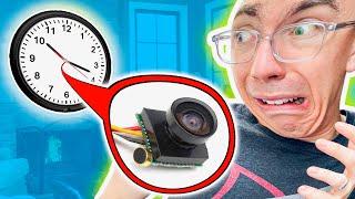 I found a SPY camera.
