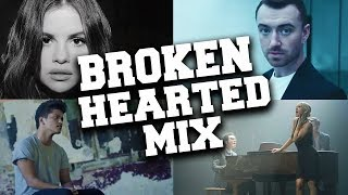 Sad Love Songs Mix: Emotional Break Up Songs – Romantic Melancholic Music to Cry and Remember 2016