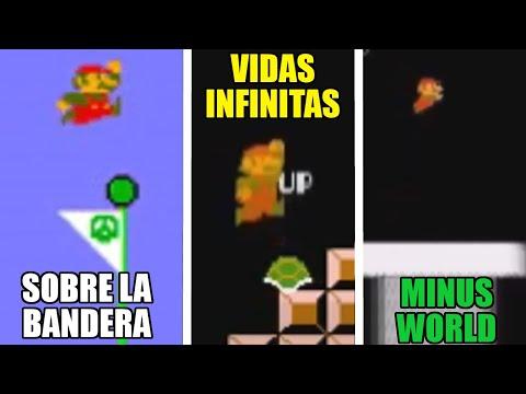10 Trucos y Secretos Del Super Mario Bros Original