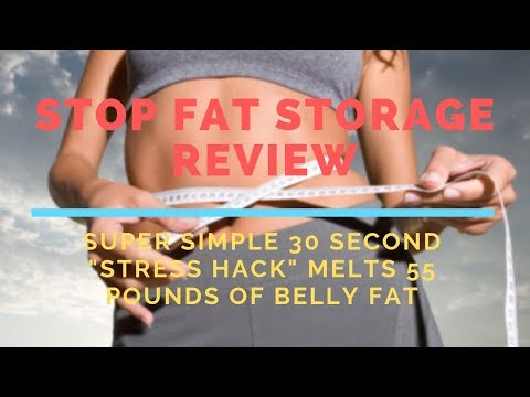 Stop Fat Storage Review | DON'T BUY IT Until You Watch This! Update 2019!