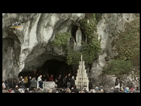 Chapelet à Lourdes du 14 avril 2019