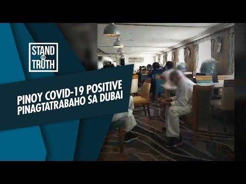 [GMA]  Stand for Truth: EXCLUSIVE: Ilang crew sa barko, tuloy ang trabaho kahit COVID-19 positive sa Dubai?
