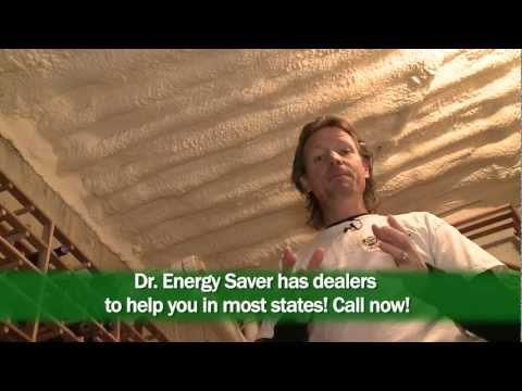 "On this episode of Dr. Energy Saver's ""On The Job"" series, Larry Janesky – owner and founder of Dr. Energy Saver – and his team of energy experts tackle comfort issues in this home by addressing un-insulated rooms located in the basement underneath this concrete porch. 