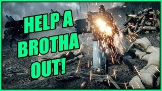 Battlefield 1 Multiplayer Gameplay - HELP A BROTHA OUT! | Battlefield 1 Close Alpha