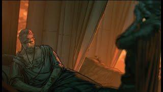 Battle for the Bridge on the Yaruga - Thronebreaker: The Witcher Tales (Geralt cutscene)