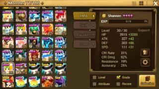 Summoners war: Sky arena Brainstorm with Blackybear ep1 part 1