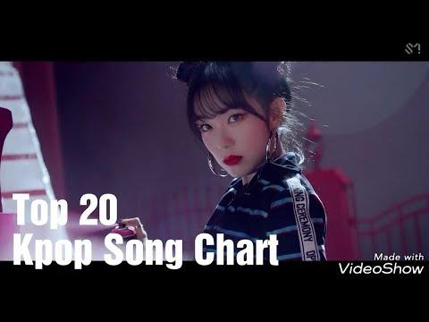 Top 20 Kpop Song Chart (Feb 2018 Week2)