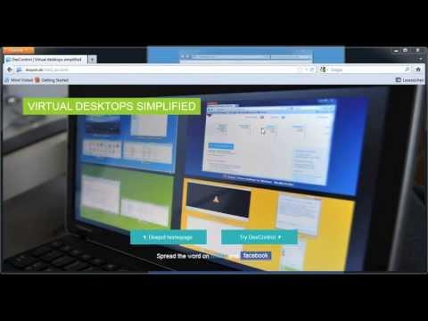 Dexpot Brings Full Screen Previews To Virtual Desktops In Windows