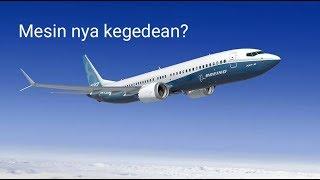 Alasan sebenarnya jatuhnya dua pesawat baru Boeing