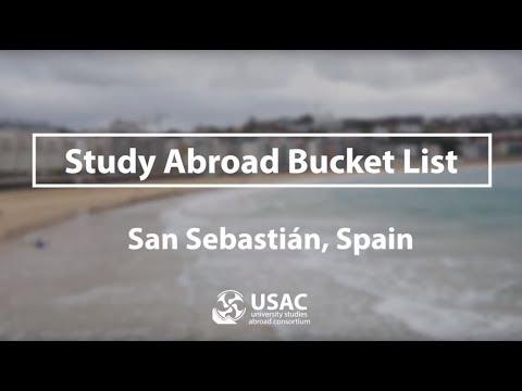 San Sebastián Bucket List