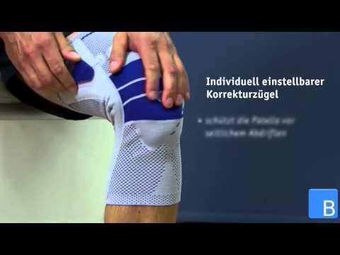 Самомассаж коленного сустава при гонартрозе коленного сустава