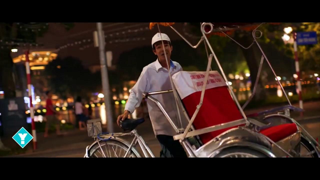 ADV Hanoi: Rikschafahrt