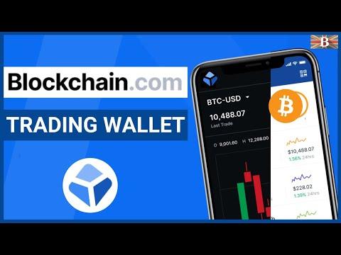 Crypto trader app