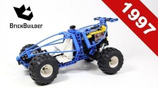 Lego - Back To History - 8437 Future Car - 1997 - BrickBuilder