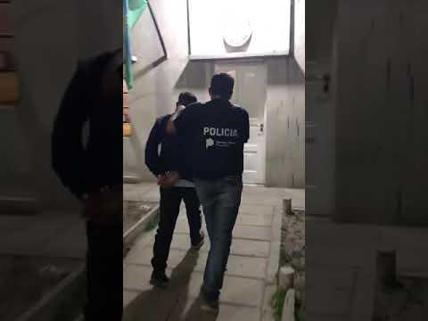 Detienen a un peligroso delincuente en La Granja