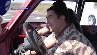 Учебное ДТП в Астраханской области напугало водителей