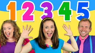 Counting Song - Learn to Count | Numbers and Counting Songs for Kids | Bounce Patrol