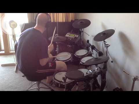 Earth, Wind & Fire - Wait (Roland TD-12 Drum Cover)