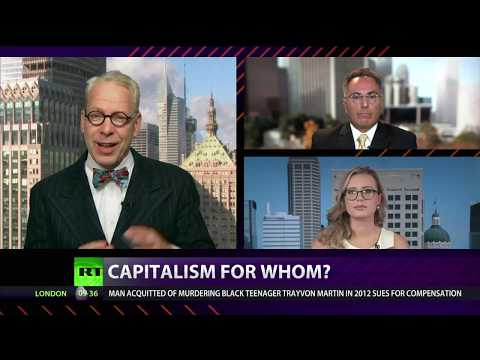 CrossTalk: Capitalism for whom?