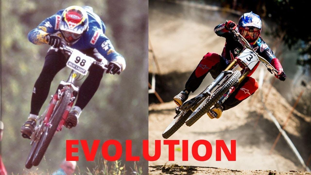 L'evoluzione del Downhill