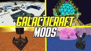 Top 10 Galacticraft Mods & Addons (Minecraft Space Mods)