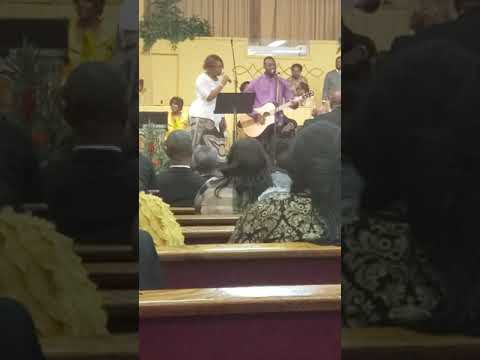 Overcome (Elevation Worship) by Dazhone Moering and my mom Sheila Waters-Mosley June 17, 2019